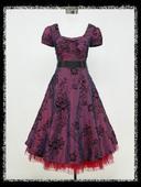 Kráteke šaty aj pre Moletky - 36 -54 , XXL