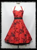 Krátke spoločenské šaty aj pre Moletky-36-48, XL