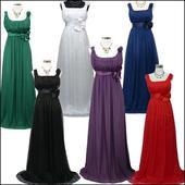 Elegantné spoločenské šaty M po XXXL do 15 dní, XXL