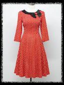 Šaty na Birmovku-svadbu-oslavu od 36 po 48 -10 dní, XL