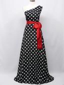 Elegantné spoločenské šaty -šifón M -XXL do 15dní, L