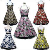 HIT 2014- RETRO šaty na každú príležitosť do 10dní, 50