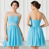 Krátke spoločenské šaty _ 32 - 36 , 32