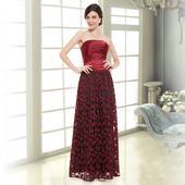 Elegantné spoločenské šaty _ L-XL , XL