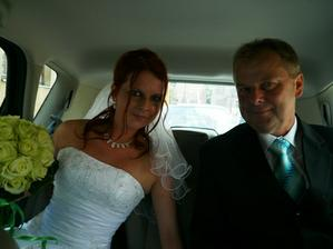 už v autě :)