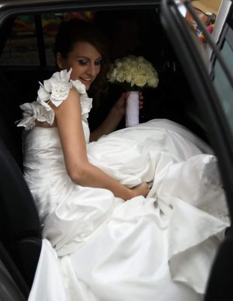 Korzetove svadobne saty - Obrázok č. 4