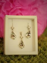 Svatební šperky Swarovski ♥