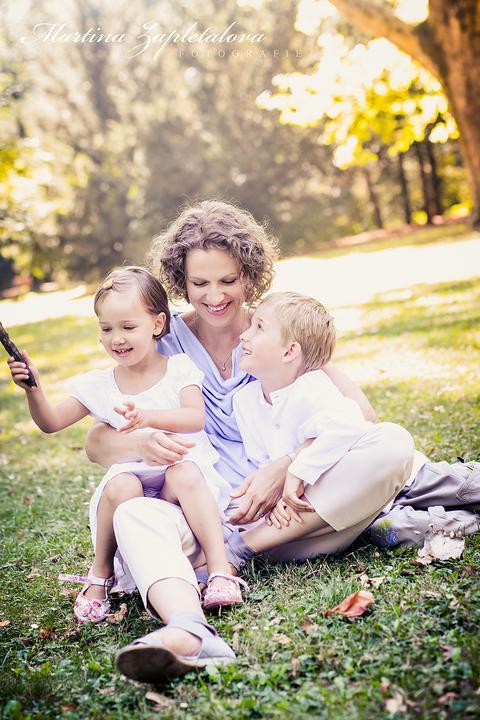 Rodinné foto - Obrázek č. 1