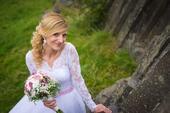 svatební šaty z elody , 36