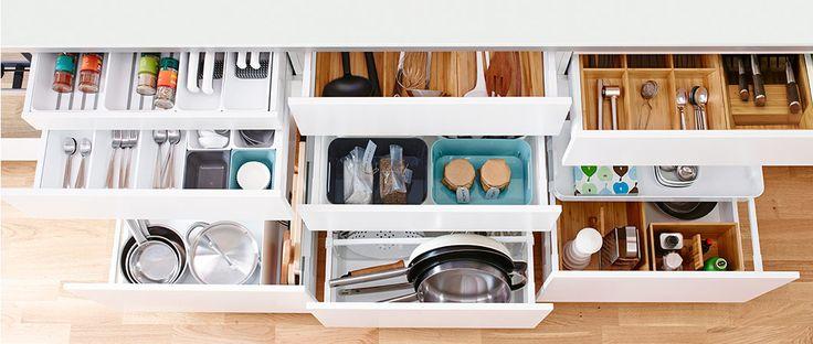 Kuchyně IKEA - Fotografie skupiny