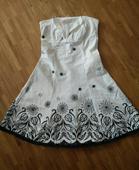 Šaty na převlečení ze svatebních šatů , 38