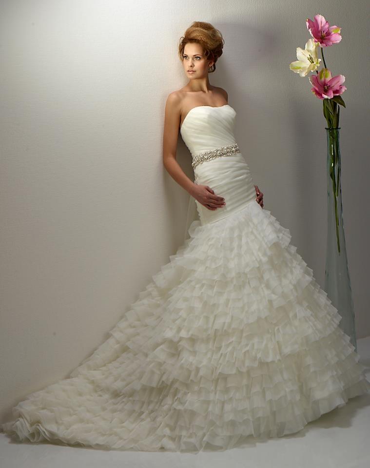 Svadobné šaty do konca júna zľava 50eur z prenájmu - Obrázek č. 5