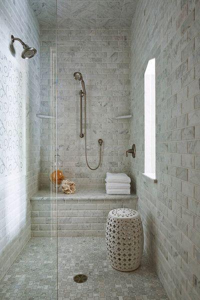 Jak bych si představovala náš sen :-) - Sezení, ve sprchovém koutu musíme mít!! :-)