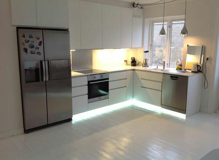Jak bych si představovala náš sen :-) - Tip kuchyně :-)
