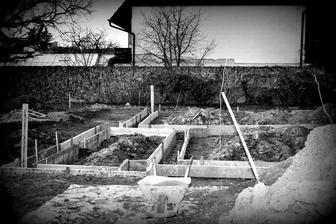 29.11.15 hotovo, můžeme pokračovat - betonování