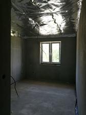 Dětsky pokoji / Podlahy jsou hotové a izolace skoro taky...  (19.8.17)
