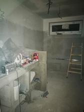 11/2017 Příprava na obklady v koupelně