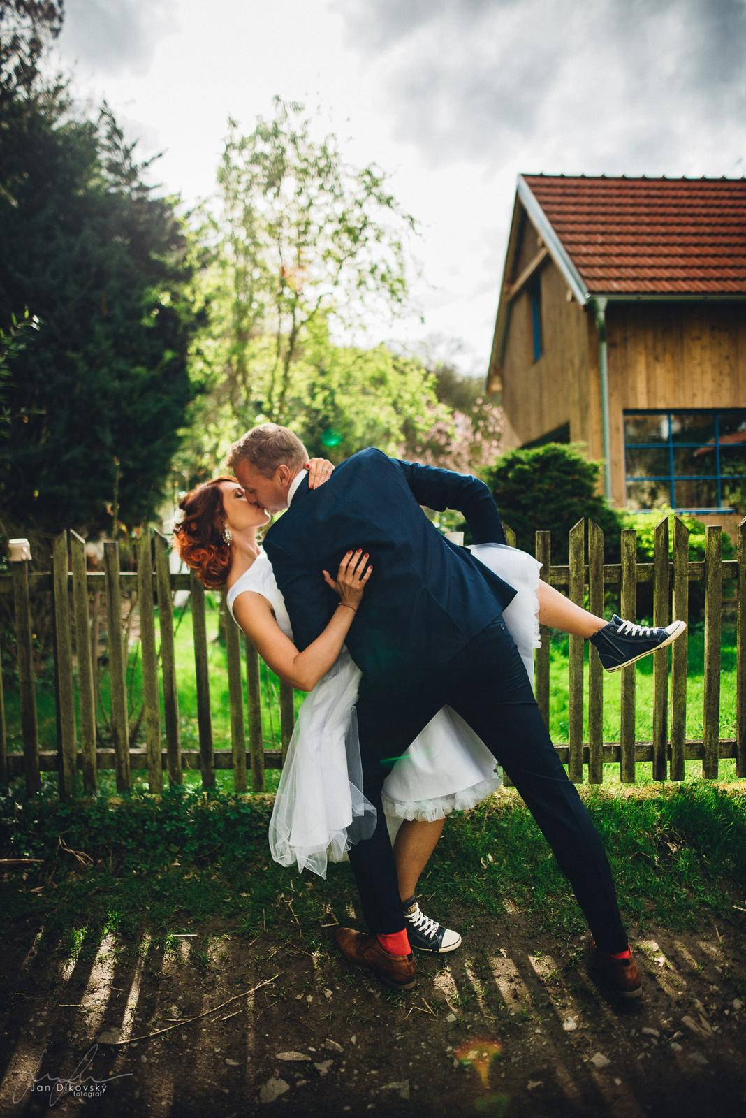Svatba jako řemen - první vlaštovky - Obrázek č. 3