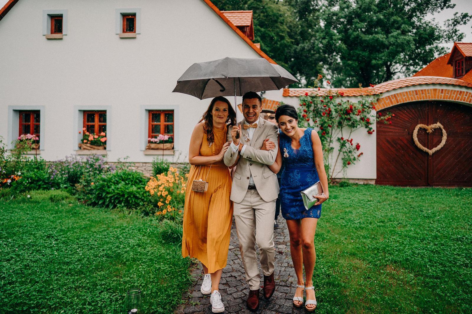 Lucka a Pavel - Mlýn Horky - Obrázek č. 7