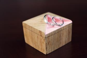 Krabicka na prstienky by ocinko