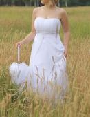Svatební šaty antické, 42