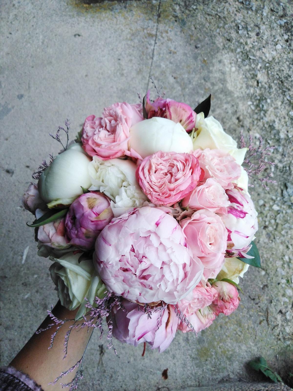 Svadobné kytice - Obrázok č. 47