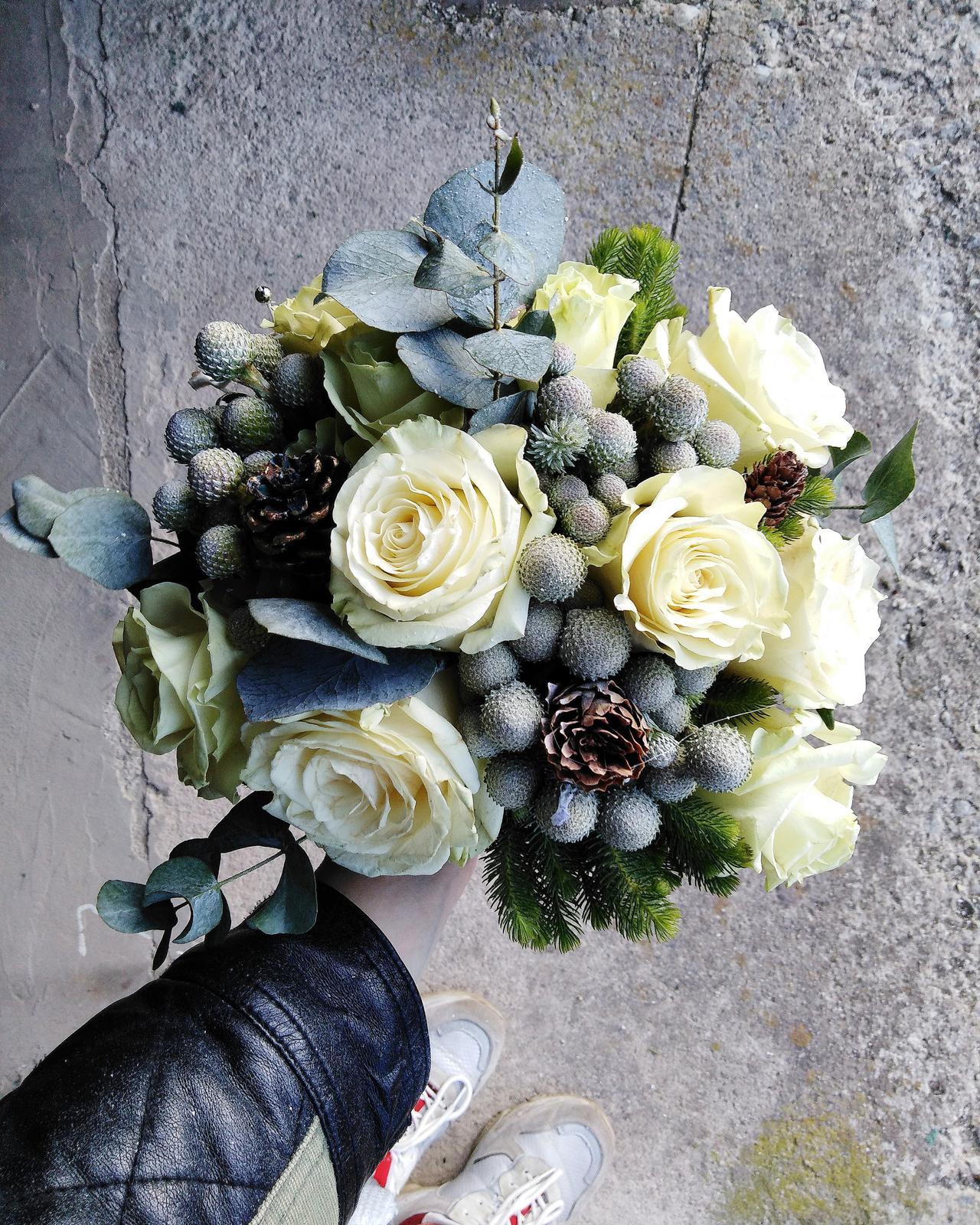 Svadobné kytice - Obrázok č. 57