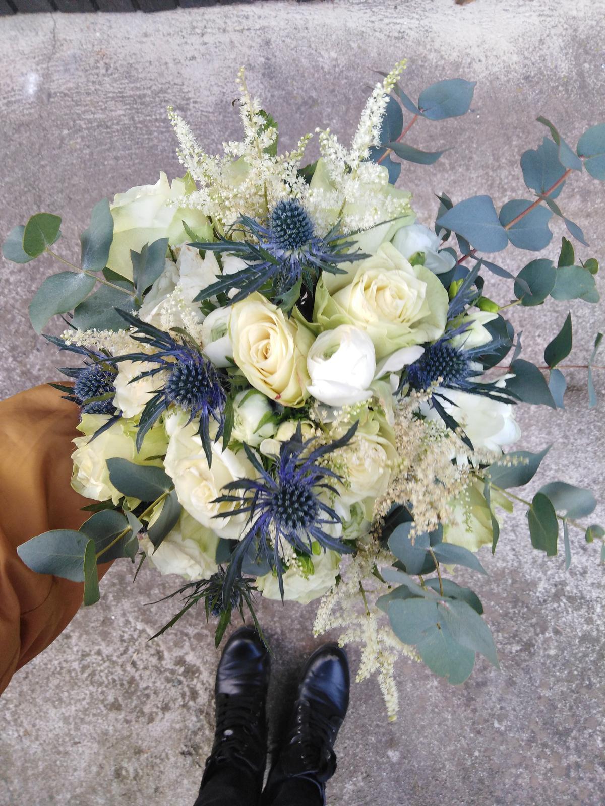 Svadobné kytice - Obrázok č. 58