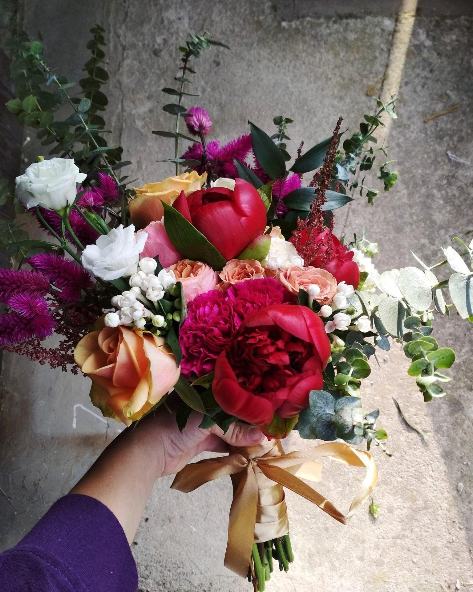 Svadobné kytice - Obrázok č. 71
