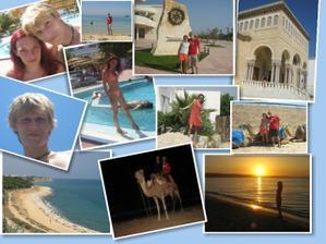 svatební cesta - Tunis