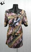 Pruhované šaty/ tunika vel 42 - 46, 44