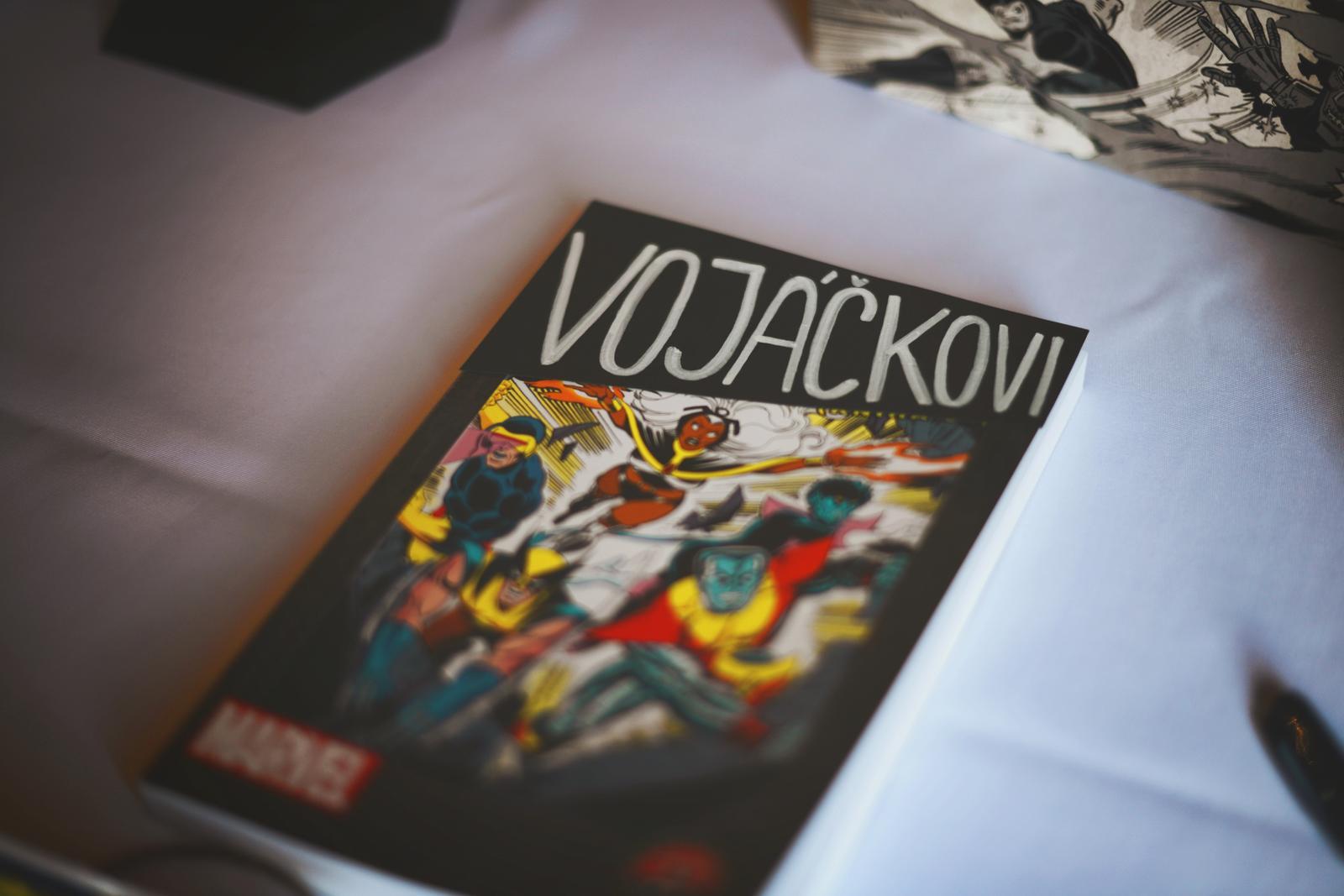 Komiksová svatba Vojáčkovi 6.8.2016 - Obrázek č. 54