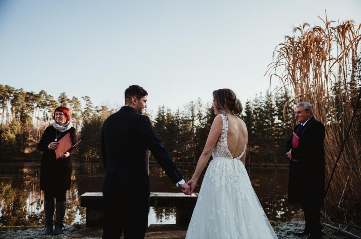Silvestrovská svatba HOLÍKOVI - Obrázek č. 5