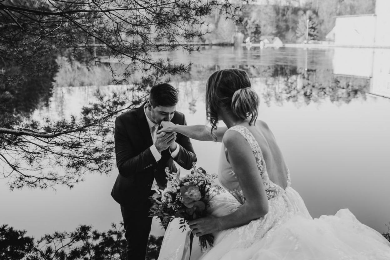 Silvestrovská svatba HOLÍKOVI - Obrázek č. 10