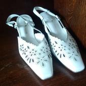 Kožené boty, 39