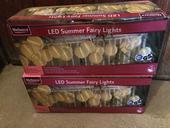 Svítící lampiónky.,