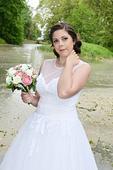 svadobné šaty + doplnky , 44