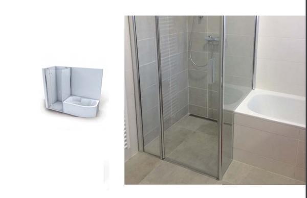 Provedení sklo na/k vaně,... - Obrázek č. 1