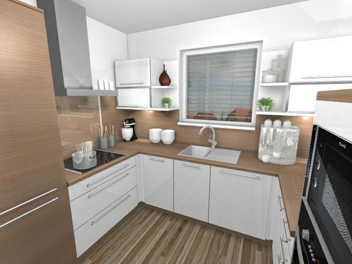 Budúca kuchyňa - táto?