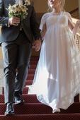 Svadobne šaty - aj tehotenske, 34