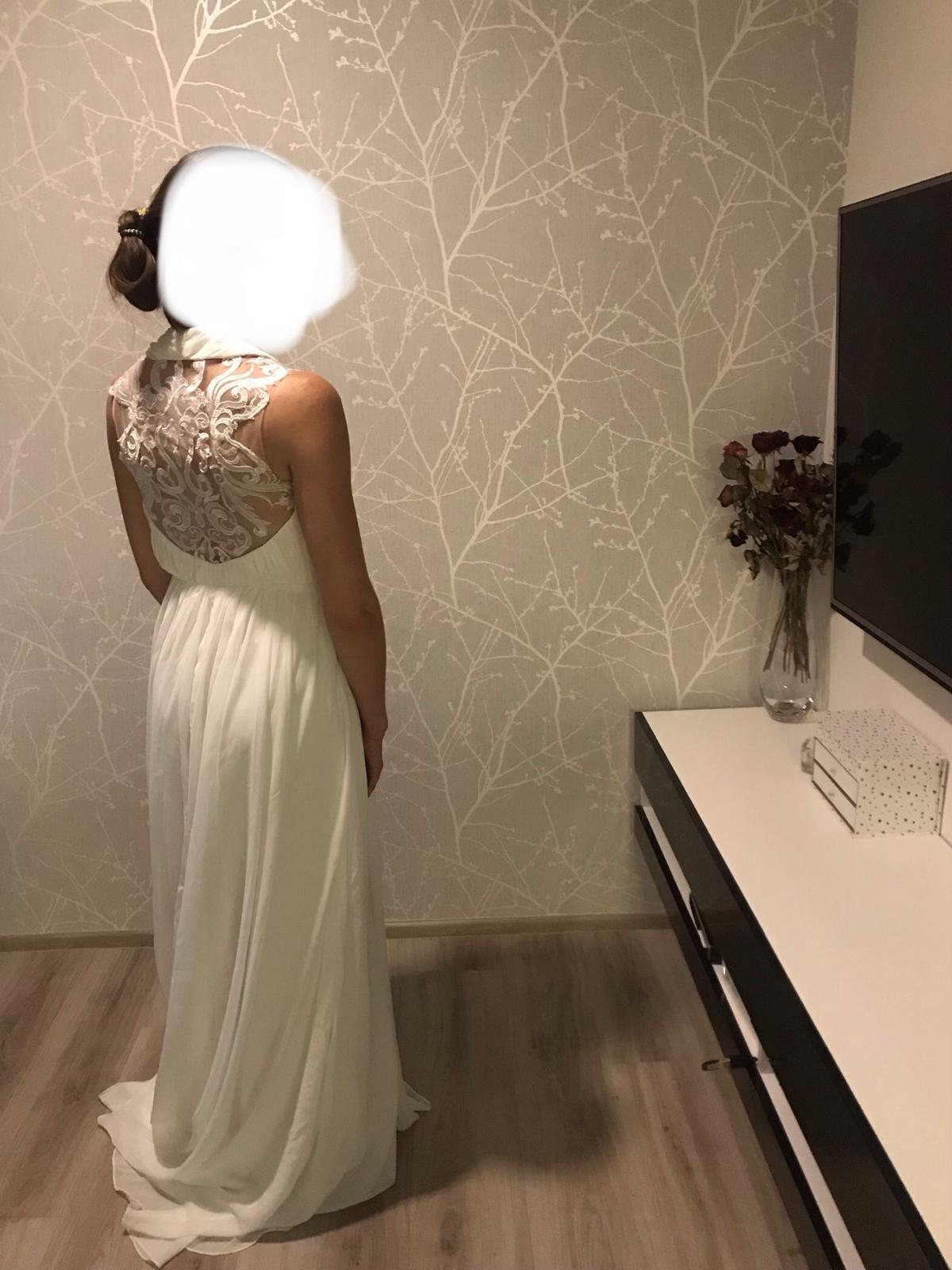Svatební šaty, vel.34-36 - Obrázek č. 1