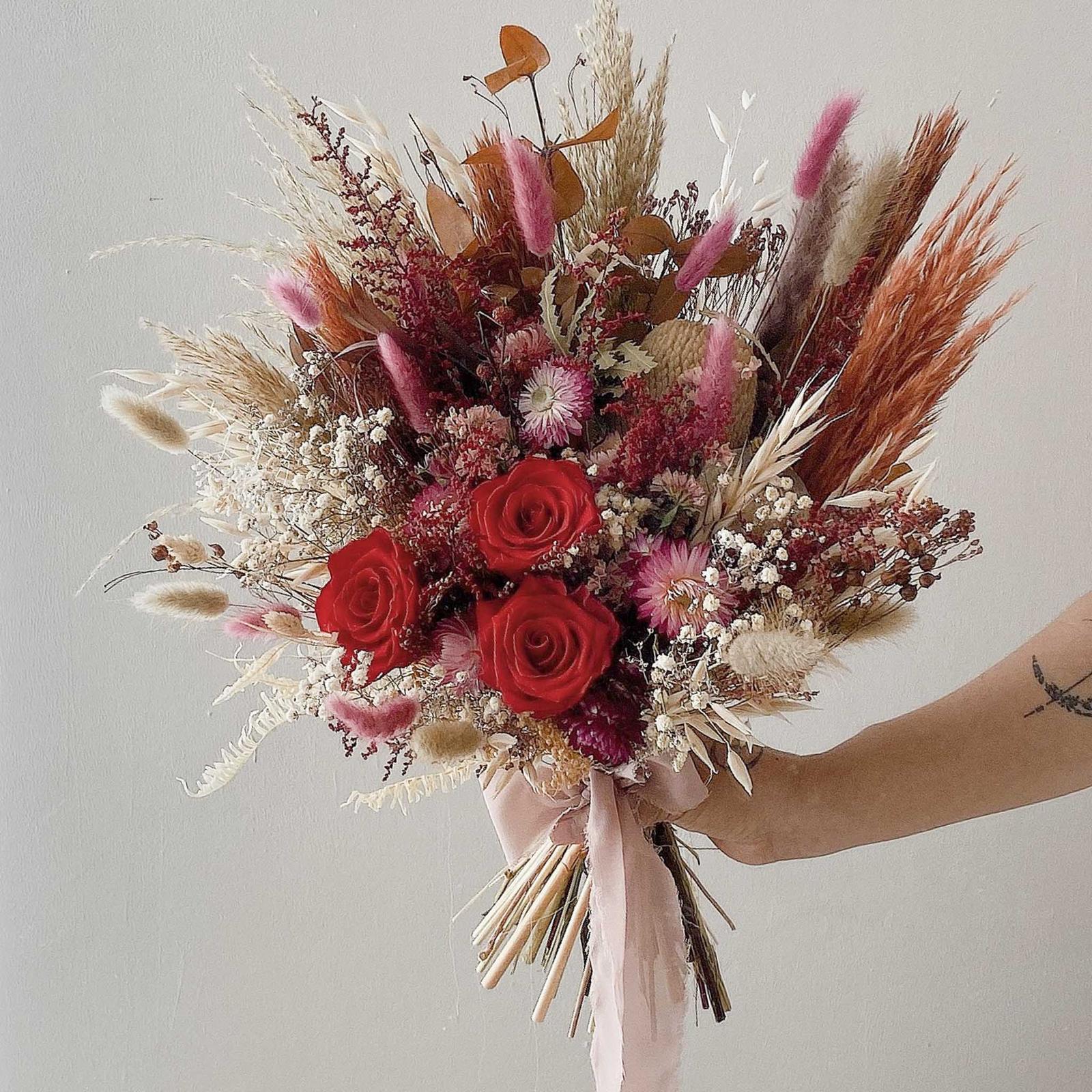 Svadobná kytica - Obrázok č. 1