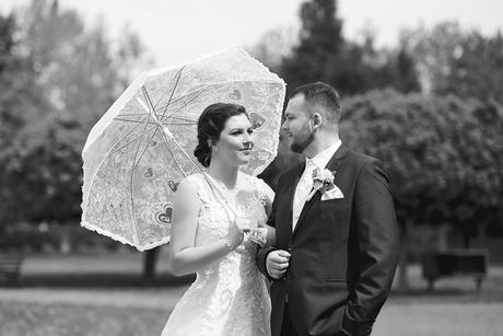 Svadobný dáždnik - Obrázok č. 1
