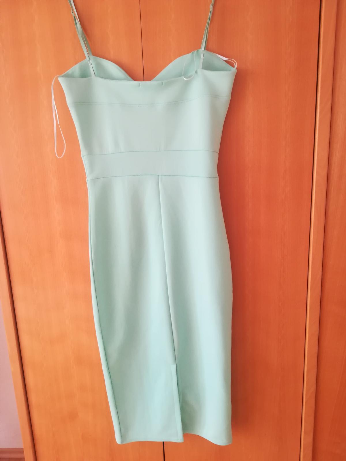 Mint šaty - Obrázek č. 2