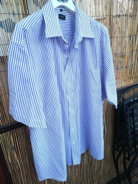 Pánská košile vel.45 - Obrázek č. 1