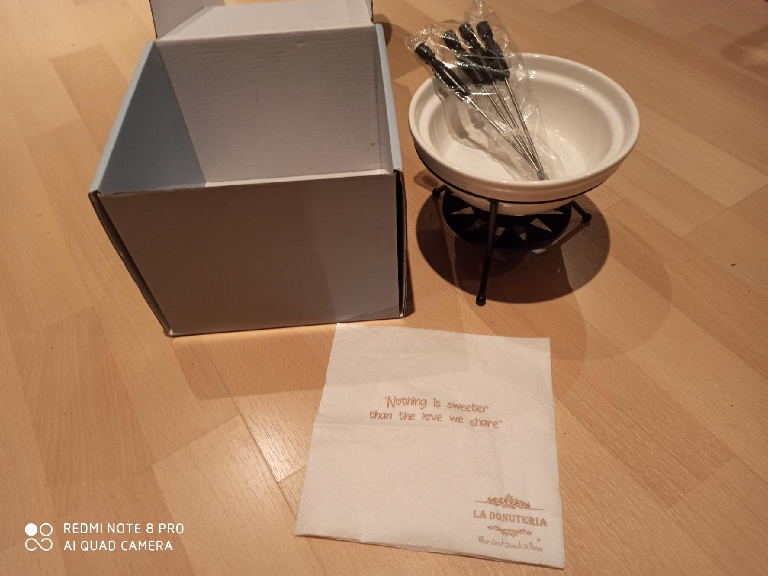 Čokoládové fondue - Obrázek č. 2