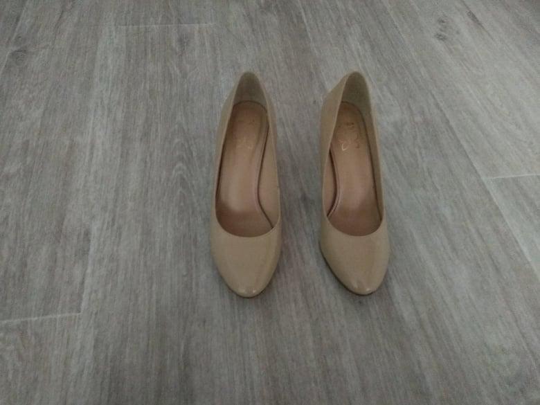 Prodám béžové boty - Obrázek č. 2