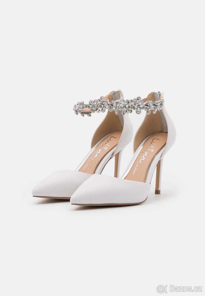 Svatební boty - Obrázek č. 1