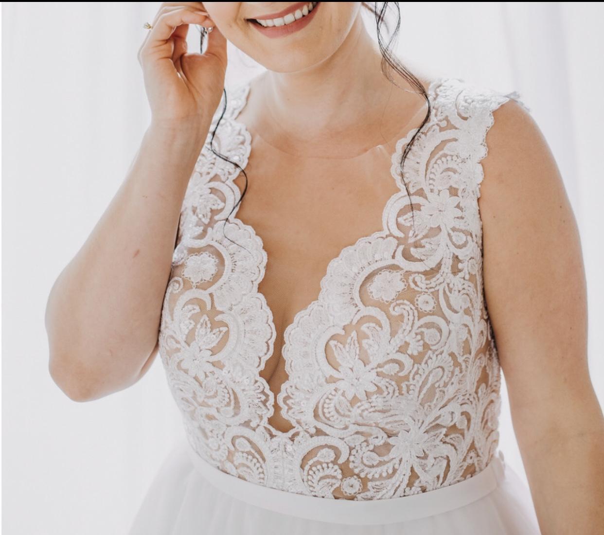 Svatební šaty zn. Madora - Obrázek č. 1