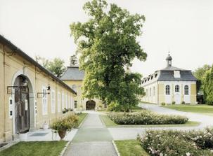 Kapke zámku Kozel.